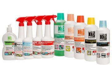 Brilliance fertőtlenítő termékek az élet minden területére